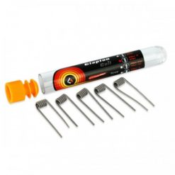 geekvape prebuilt coils 5 piecies package 1 247x247 - GEEK VAPE PREBUILT CLAPTON COIL KANTHAL 1OHM (5ΤΜΧ)