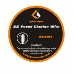 geekvape ss fused clapton wire ss 316l 3 metra 0 2 150x150 c9834 - ΣΥΡΜΑ GEEKVAPE SS316L FUSED CLAPTON WIRE (3M)
