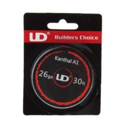 ud kanthal A1 247x247 - ΣΥΡΜΑ YOUDE KANTHAL A1 10M