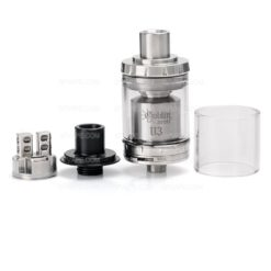 authentic youde ud goblin mini v3 rta rebuildable tank atomizer silver stainless steel 2ml 22mm diameter 247x247 - UD Goblin Mini V3 RTA