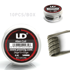 youde alien coil 2 247x247 - Youde prebiult allien coil box (10ΤΜΧ)