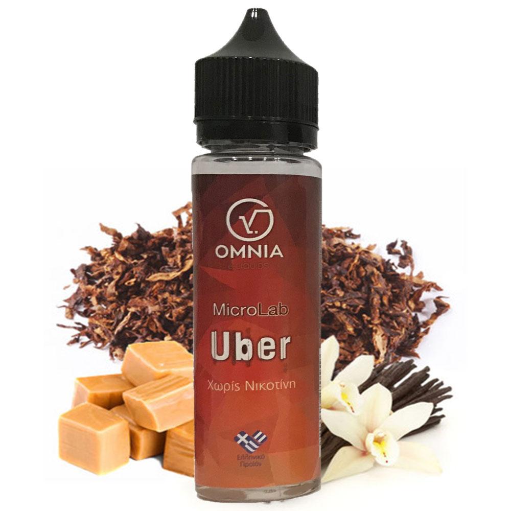 omnia microlab uber 60ml diy liquid - OMNIA MICROLAB UBER 60ML