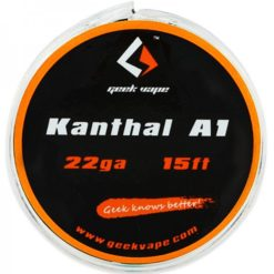 2 24 10 600x600 247x247 - Σύρμα GeekVape Kanthal A1  22ga 5m