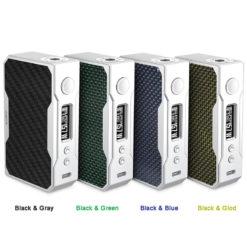 VOOPOO DRAG 157W TC Box MOD WO Battery 003250a5552c 247x247 - Drag box mod Carbon Fiber VOOPOO