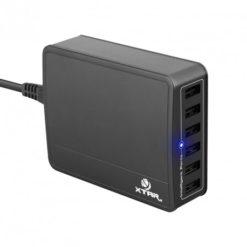 u1       xtar 1  1 247x247 - Φορτιστής U1 με 6 εξόδους USB XTAR