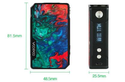 Drag Mini Mod Voopoo Dimesion 416x272 - Drag Mini Box Mod VOOPOO