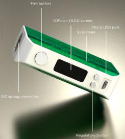 Wismec Sinuous V200 Mod New box Mod 245x272 - WISMEC SINUOUS V200 MOD