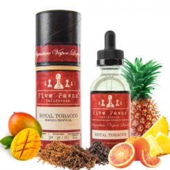 royal tobacco five pawns mix vape 247x247 - FIVE PAWNS Flavour Shot Royal Tobacco