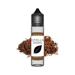 apollo simply tobacco premium eliquid 60ml 247x247 - SIMPLY TOBACCO PREMIUM ELIQUID - 60ML