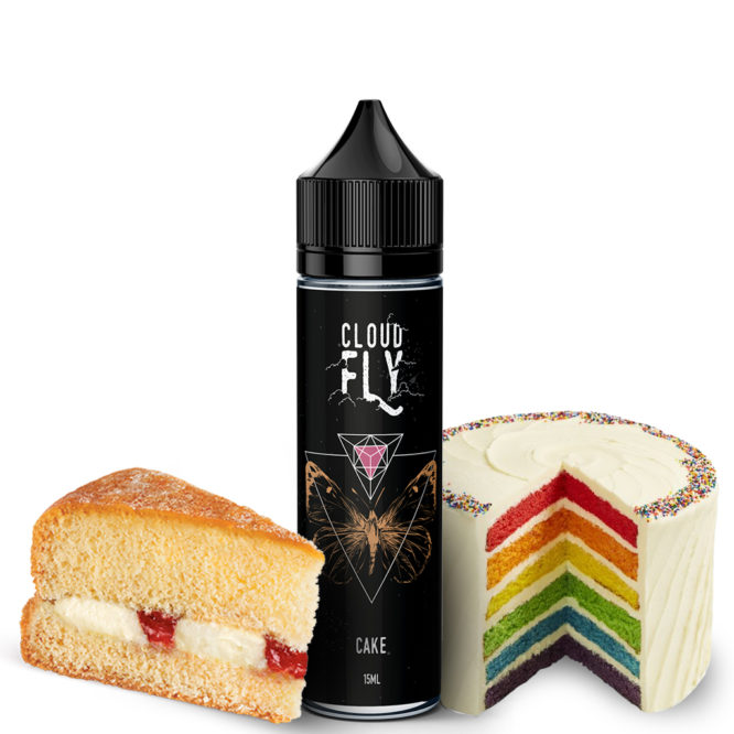 Cake 666x666 - Cake Cloud Fly Flavoshots