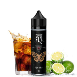 Lime Cola 247x247 - Cola Lime Cloud Fly Flavoshots