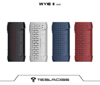 Teslacigs WYE 2 86W 425x360 - Teslacigs WYE 2 86W Box Mod