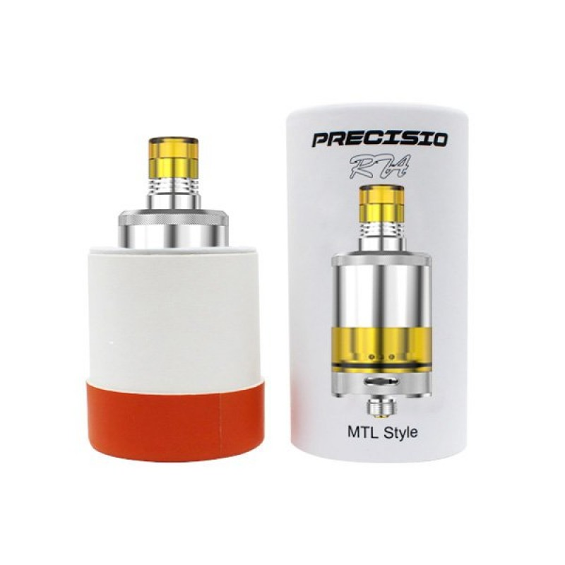 precisio rta mtl 27ml 22mm bd vape 1 800x800 - Wotofo Profile Unity RTA 3.5ml Ατμοποιητής