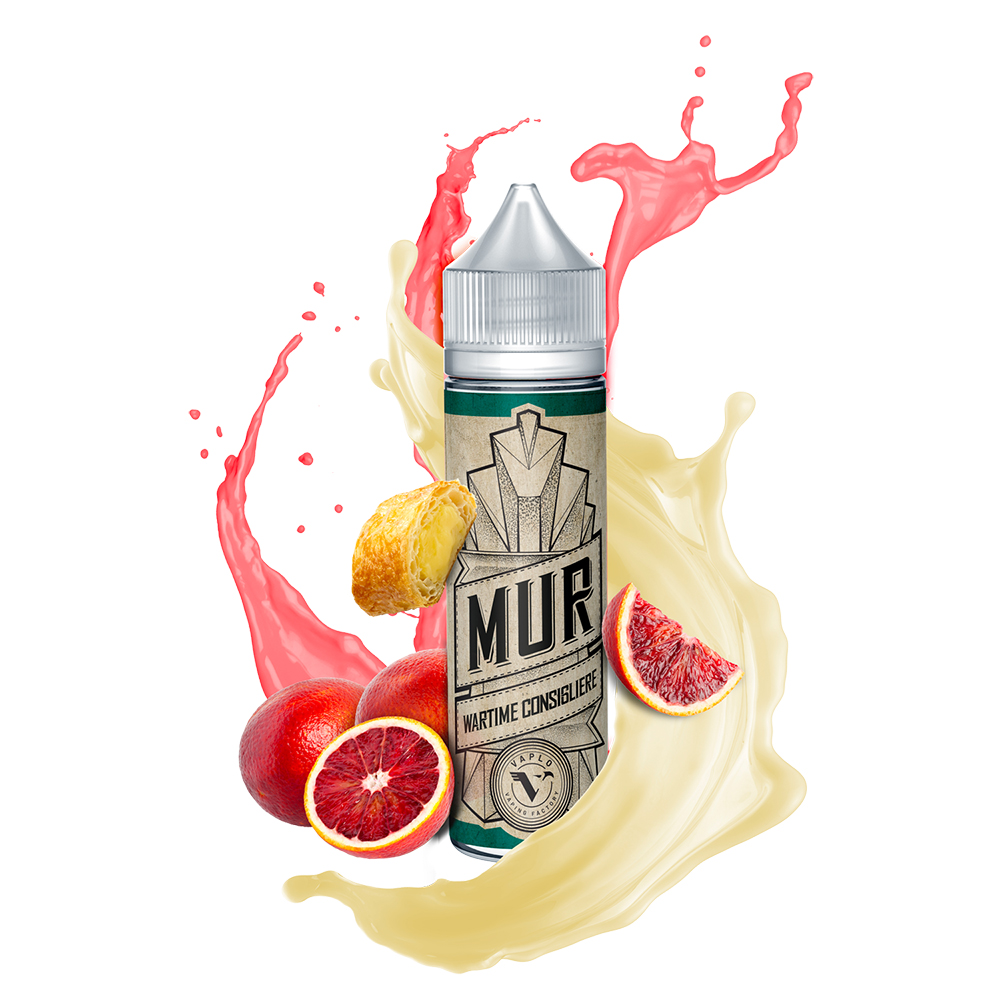 Vaplo Shortfill Mur Wartime Consigliere - Mur Drink Club Gin Tonic 20ml/60ml Flavorshot