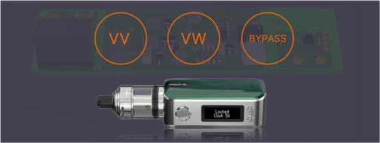 Aspire Rover 2 Kit Power Mode 555x209 - Aspire Rover 2 Kit