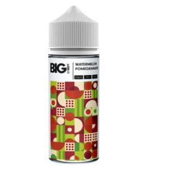 big tasty watermelon pomegranate 247x247 - Big Tasty Watermelon Pomegranate 120ml