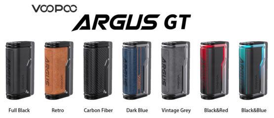 Voopoo Argus GT 160W Box Mod Banner 555x240 - Voopoo Argus GT 160W Box Mod