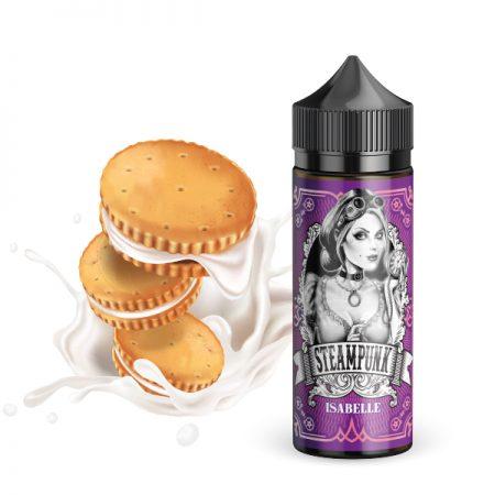 Steampunk Flavor Shots 120ml – Isabelle