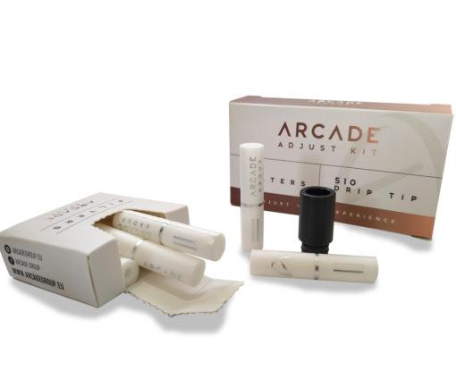 Arcade Επιστόμιο 510 10 τεμ Φίλτρα Adjust Kit 510x424 - ARCADE ΕΠΙΣΤΟΜΙΟ 510 - 10 ΤΕΜ. ΦΙΛΤΡΑ ADJUST KIT