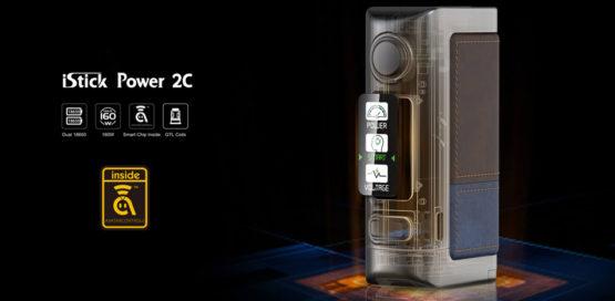 Eleaf Istick Power 2C 160W Mod 4 555x272 - ELEAF ISTICK POWER 2C 160W MOD