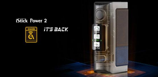 Eleaf Istick Power 2 80W Mod Banner New4 555x272 - Eleaf Istick Power 2 80W Mod