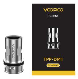Voopoo TPP DM1 0 Hover - Voopoo TPP DM1 0.15ohm Coil