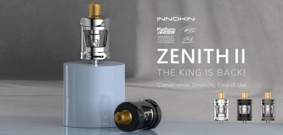 Innokin Coolfire Z80 Zenith 2 Kit Banner 30 555x265 - Innokin Zenith 2 Ατμοποιητής 5.5ml