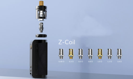 Innokin Coolfire Z80 Zenith 2 Kit Banner 50 555x332 - Innokin Zenith 2 Ατμοποιητής 5.5ml