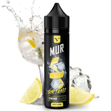 Mur Drink Club Gin Tonic 360x360 - Mur Drink Club Gin Tonic 20ml/60ml Flavorshot