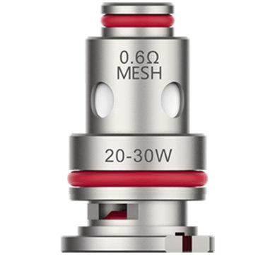 Vaporesso GTX Mesh 0 6ohm Coil 382x360 - VAPORESSO GTX MESH 0.6OHM COIL