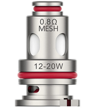 Vaporesso GTX Mesh 0 8ohm Coil 312x360 - VAPORESSO GTX MESH 0.8OHM COIL