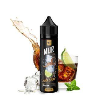 mur drink club cuba libre 20ml 60ml flavorshot 315x360 - Mur Drink Club Cuba Libre 20ml/60ml Flavorshot